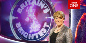 Feeding the Fish perform LED entertainment on Britain's Brightest