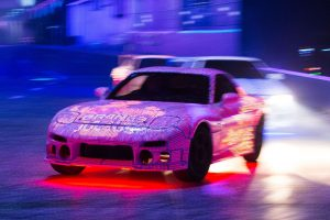 High res LED cars touring with Fast and Furious Live